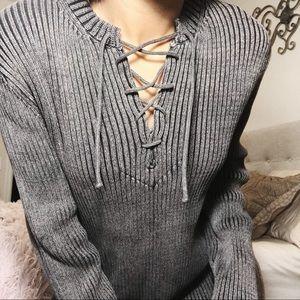 Vintage express sweater
